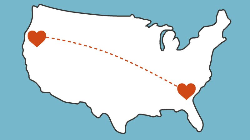 long distance dating The ups, downs, and joys of long-distance relationships the  the long and short of long-distance love by meghan  the scariest dating questions you need to ask.